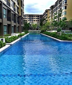 Rain Relax Condo For Rent - ชะอำ