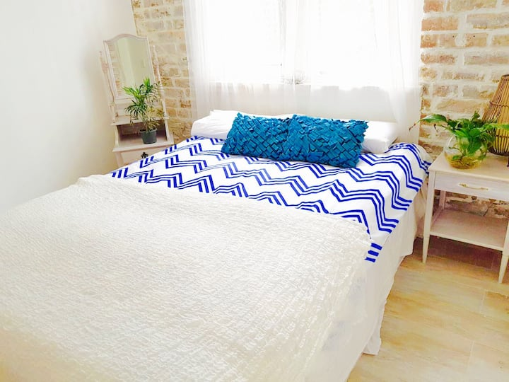❤Private comfy studio beach style ❤