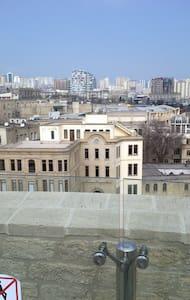 Sumgait (30 min far from Baku), Azerbaijan - Sumgayit