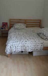 Schlafzimmer in WG - Stuttgart