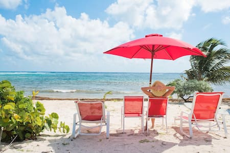 Coco Beach Villas #2 (Ocean Front View) - Bodden Town
