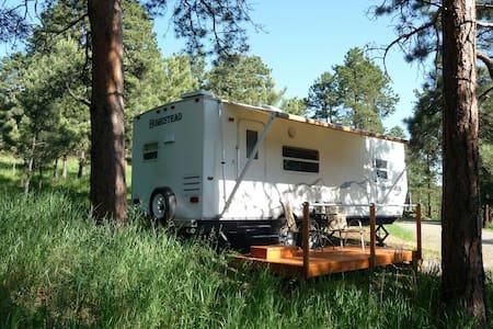 RV in the Pines! - เอเวอร์กรีน