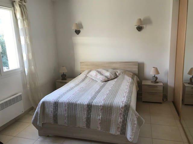 Chambre chez l'habitant en Balagne, Haute Corse