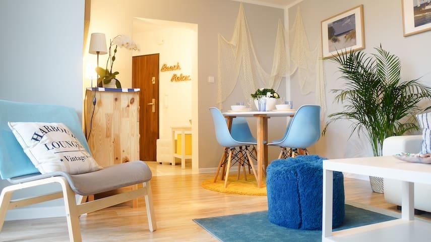 Anchor Apartments - poczuj się wyjątkowo!