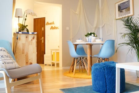 Anchor Apartments - your place in Poland.