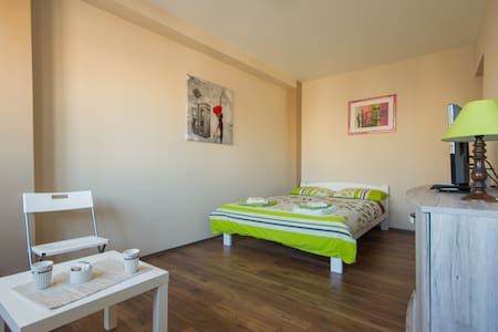 Central view apartment :) - Beograd - Wohnung