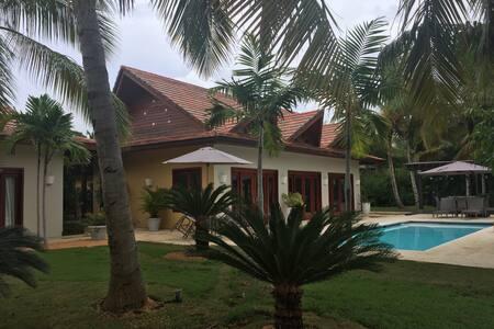 Lujosa Y Privada Villa en CapCana - Cap Cana