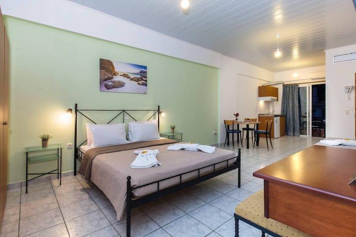 Avenue Hotel Falasarna | Room 3