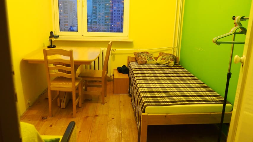 Suchanino - room 10min from the city center - Gdańsk - Rumah
