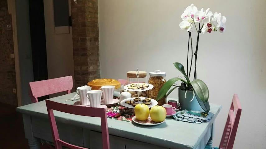 Appartamento tutto sasso - Parma - Wohnung