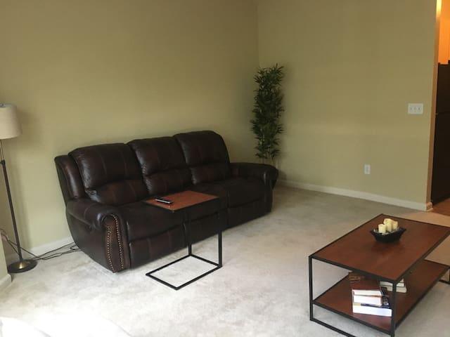 Simple 1 bedroom apt in Buckhead - Atlanta - Byt