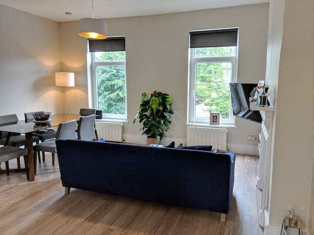 Modern 1 bedroom apartment in Clapham
