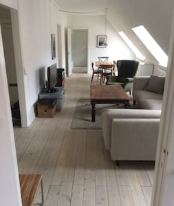 Cozy penthouse - 2 rooms - Heart of Cph