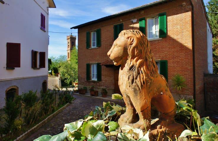 """""""Casa Fonte di Bacco"""" private rooms - double +1"""