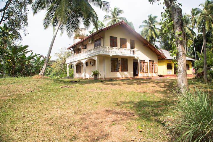Villa Verte House Maha-Induruwa Bentota Sri Lanka - Maha Induruwa - Casa