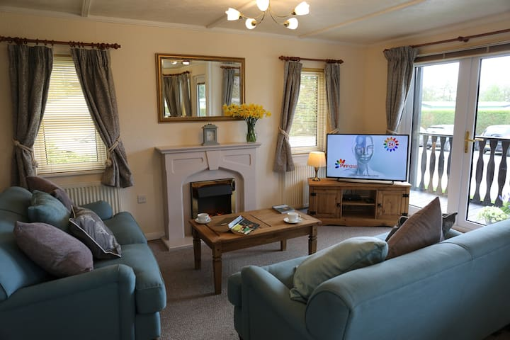 Lodge 1 , Herefordshire - 2 Bedroom
