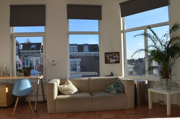 Cozy double bedroom in the center of Rotterdam - Rotterdam - Pis