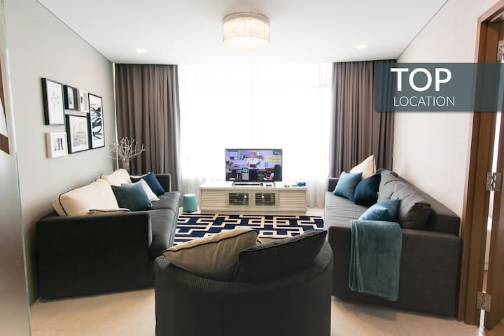 A Gem in the City | Top Location | 5 min to KLCC
