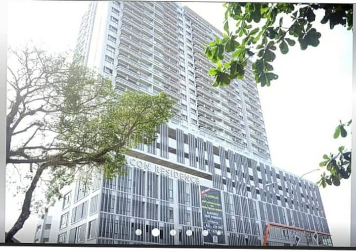 D'MEDINA @ Icon Residence! [POOL][CITY VIEW]
