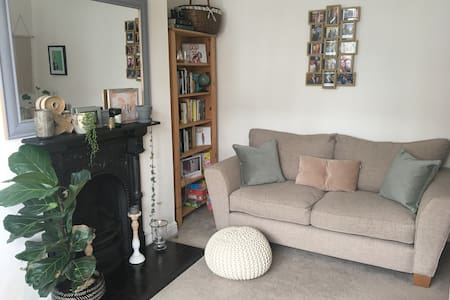 Cosy Victorian home close to Chesterfield station