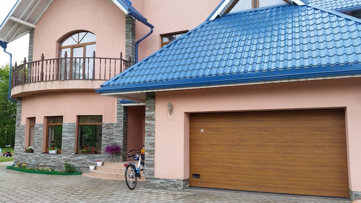 Very big and lovely house for rent