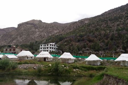 Himalayan Eco Spirit  Camp, Jispa