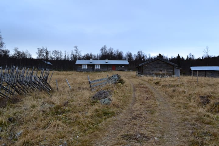 Helak-setra Stor-Elvdal/Ringebu