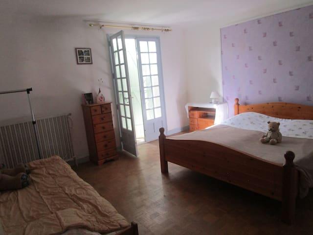 chambre Louis-Gabriel