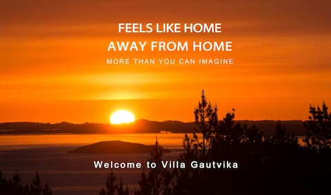 Villa Gautvika - holiday home.