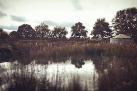 Ontspannen in de natuur op een magische plek! - Elp - Γιούρτα