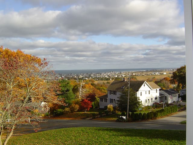 "Think ""KILLER VIEWS"" FALL foliage..late Sept.-Nov."