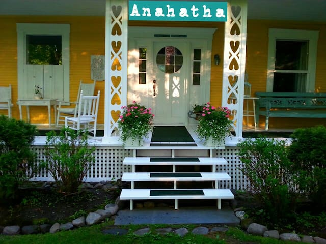 Anahatha Retreat Victorian gem - Hatley - Bed & Breakfast