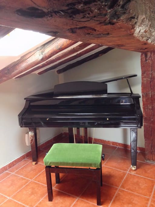 Piano y salon
