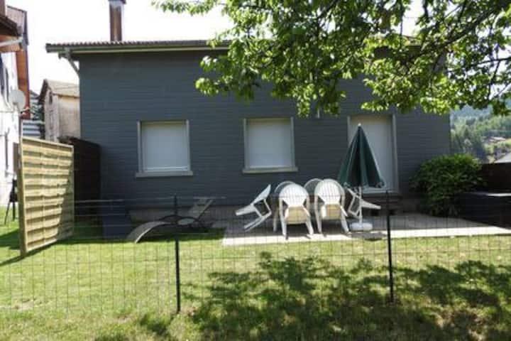 Vosges maison individuelle 3 * proche de la nature