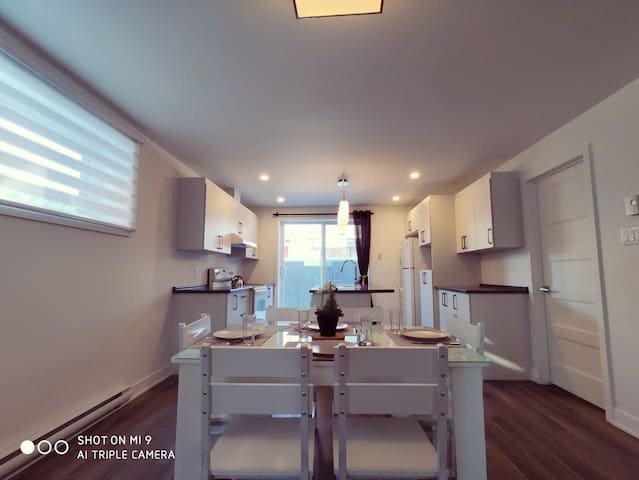 Brand new apartments south shore, 2 bedrooms