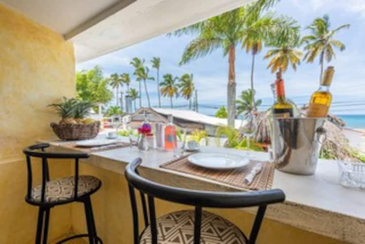 Casa El Mambo Suite #1.  Ocean view.