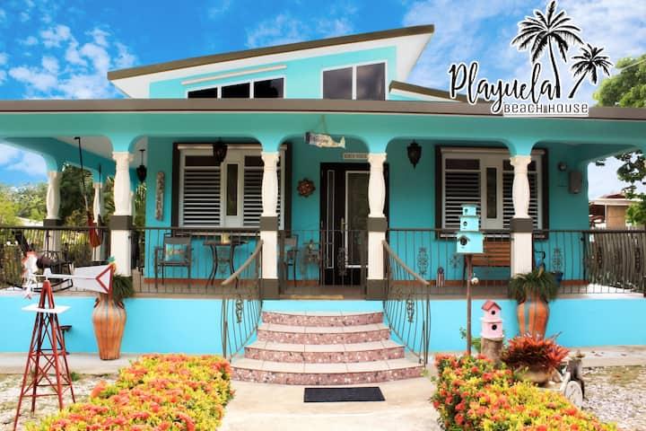 Playuela Beach House - Cabo Rojo, Puerto Rico
