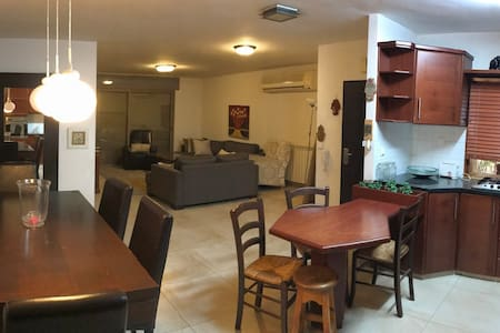 Amazing large apartment in Jerusalem - Jerusalem - 단독주택