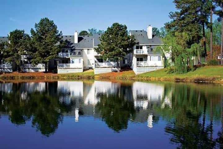 Williamsburg Historic Powhatan Resort - 2 bedroom