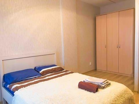 Уютная квартира в ЖК «Гулливер»