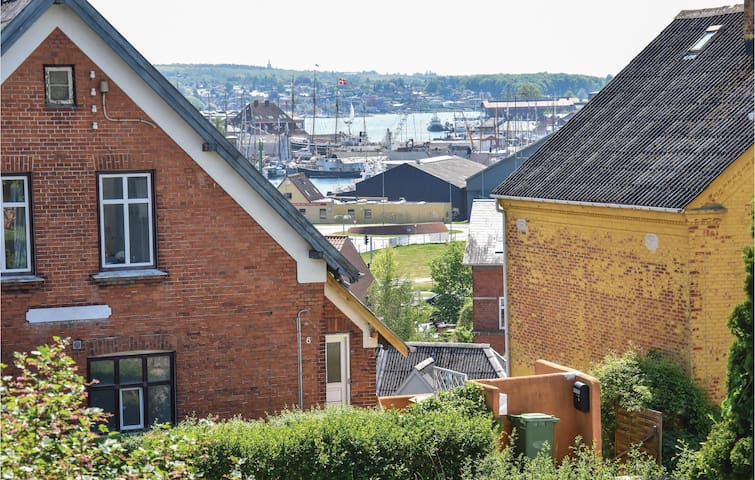 Holiday apartment with 1 bedroom on 85m² in Svendborg