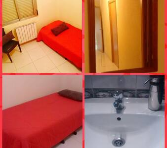 Superb value,Wifi, located close to the University - Alcalá de Henares