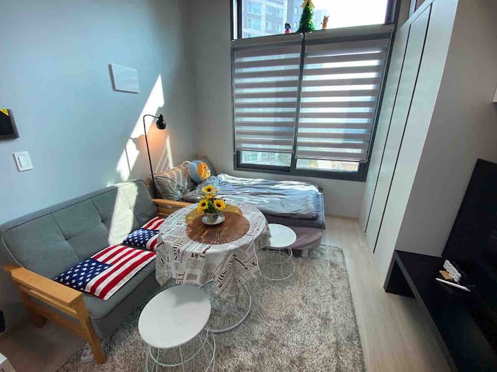 [중앙역 도보5분] 신축복층 아파트 Danika House (넷플릭스) 자가격리이용불가
