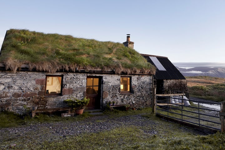 The Crofting Cottage, Isle of Lismore