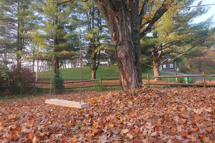 The Clay Hill House in Hudson Valley - Summer&Fall