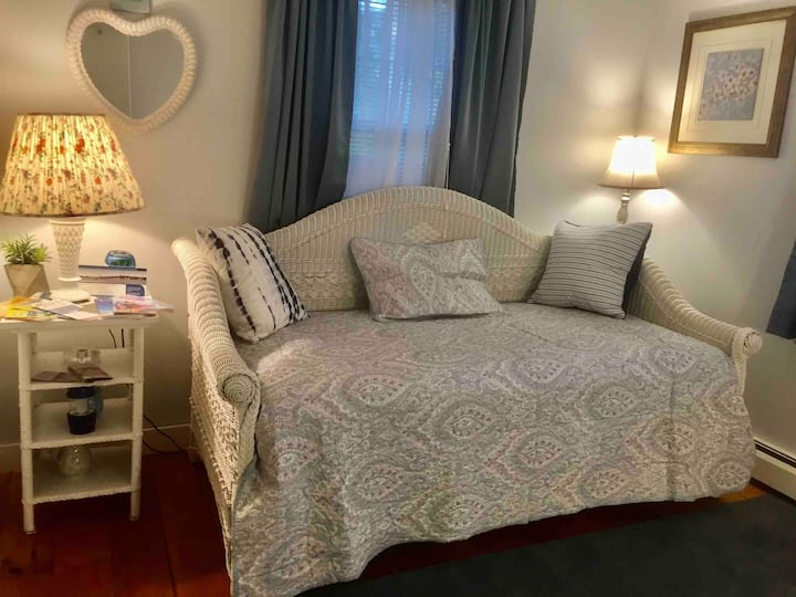Private Bedroom & Bath in Cape Cod Neighborhood