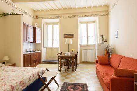 Monolocale Cortona per vacanze - 科尔托纳 - 公寓