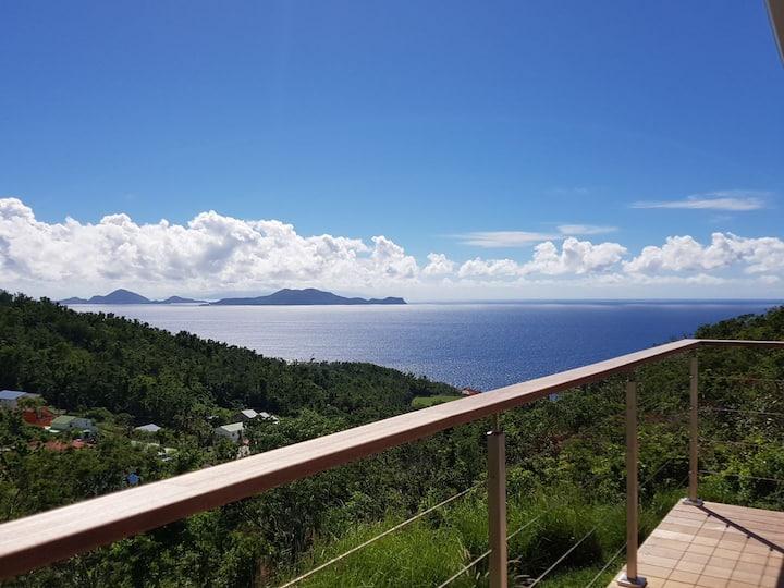 Loft 60m2  avec vue exceptionnelle sur l Océan