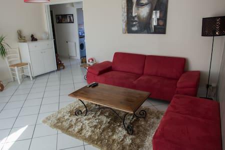 Appartement calme aux pieds de Nantes - Saint-Sébastien-sur-Loire