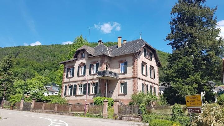 Altes Forsthaus Merzalben - PS Fehler